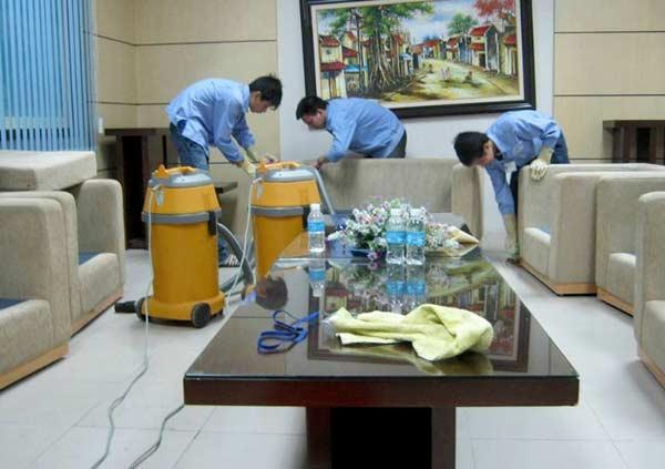 Dịch vụ vệ sinh tại Đà Nẵng – Quận Ngũ Hành Sơn