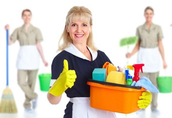 Dịch vụ vệ sinh nhà ở tại quận Liên Chiểu