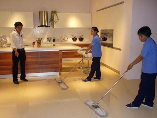 Lưu ý khi chọn dịch vụ vệ sinh nhà cửa đón Tết
