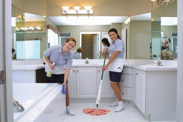 Dọn vệ sinh nhà ở để luôn có phong thủy tốt