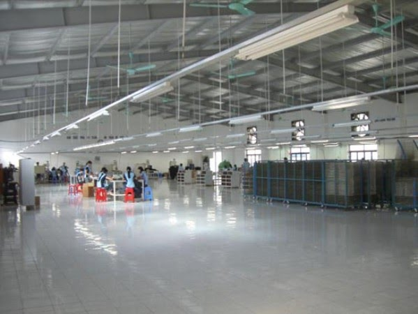 Vệ Sinh Đánh Bóng Kho Hàng, Nhà Xưởng Tại Quảng Nam